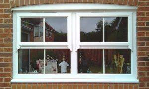 UPVC Sash Window Styling